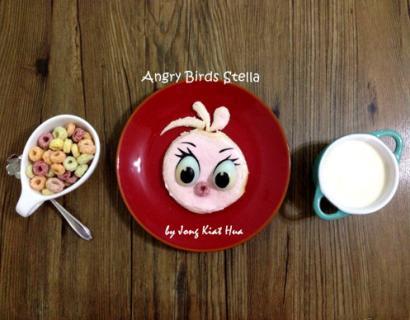 新加坡妈妈告诉你 该这样给孩子做早餐