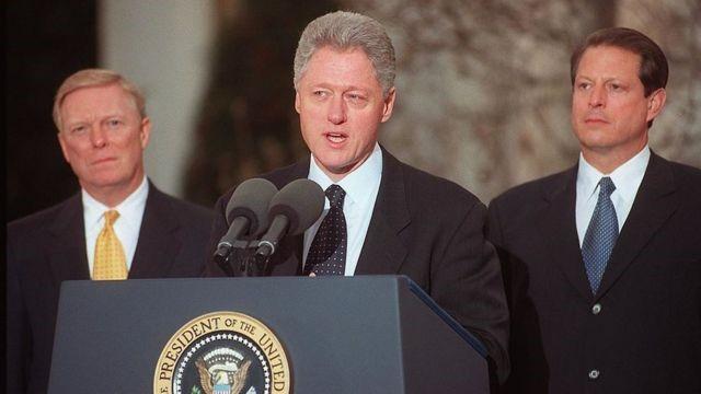 弹劾特朗普: 历史上其他三位总统为什么被弹劾