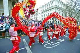 喜看中国春节走红世界