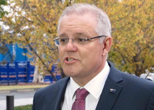 澳总理: 封国至明年7月!留学生回不来!