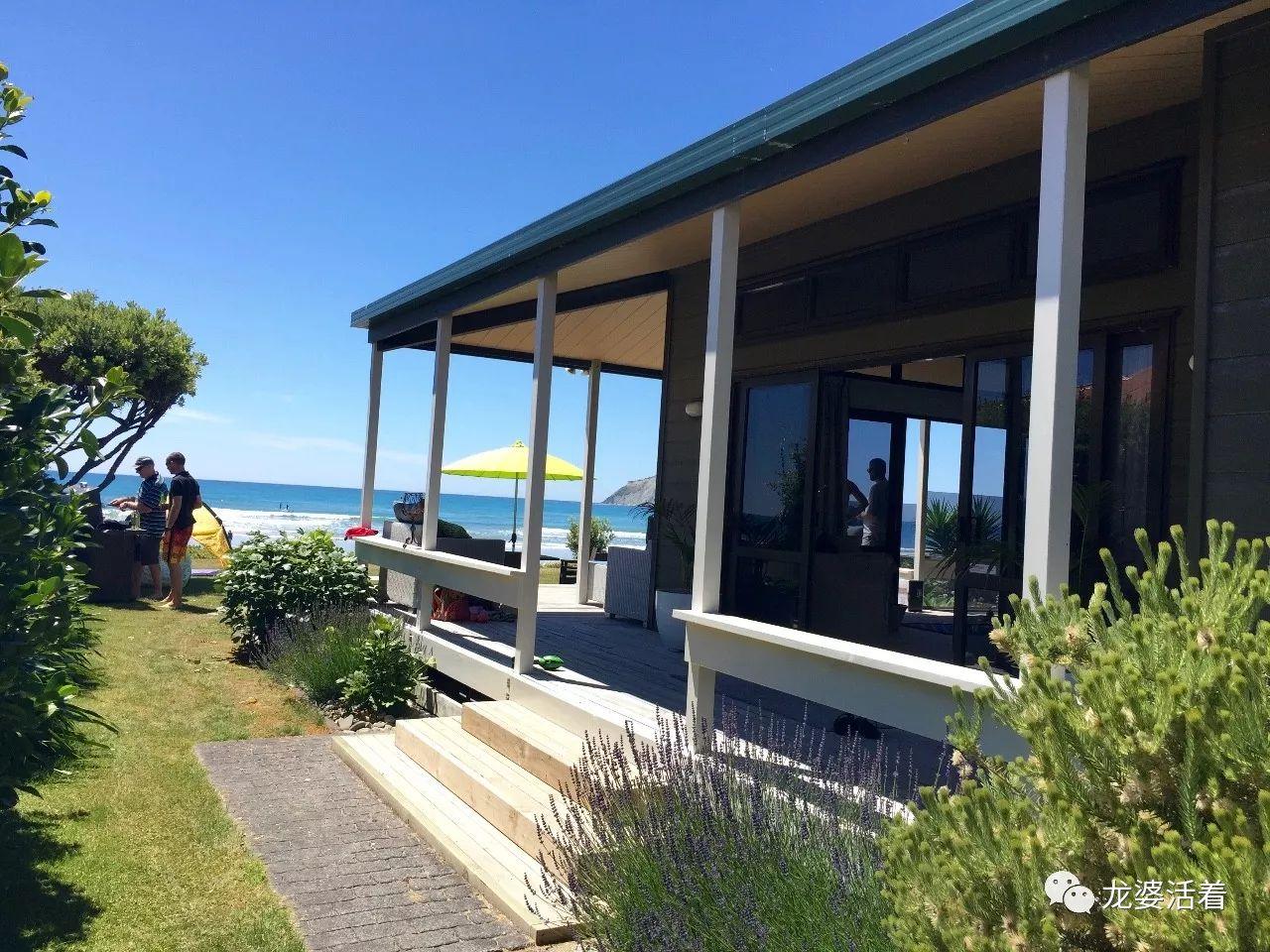 [海外生活]新西兰人的夏季度假屋美得有点不真实