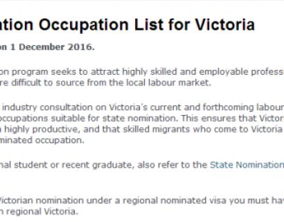 澳洲政府放大招!移民局狂甩大批职业名额!