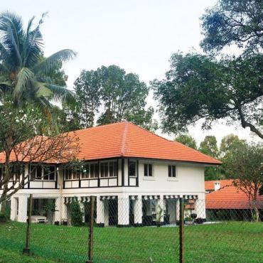 从欧思礼路38号李光耀故居再关注新加坡低调奢华的黑白洋房