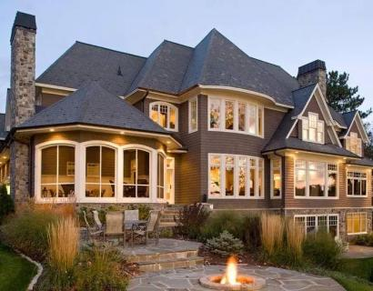 与中国不同 美国房子的面积是这样计算的 划算很多!!