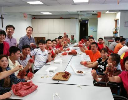 我们教会的中国工伤事工