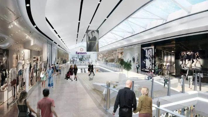 好消息!新西兰最大购物中心今天新开一层,50多家大牌亮相