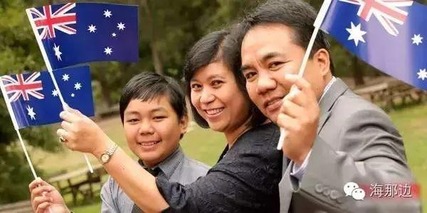 厉害了!中国人把移民当成了回国升官发财的跳板
