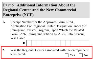 美国移民局:新版I-829申请表于今日正式启用