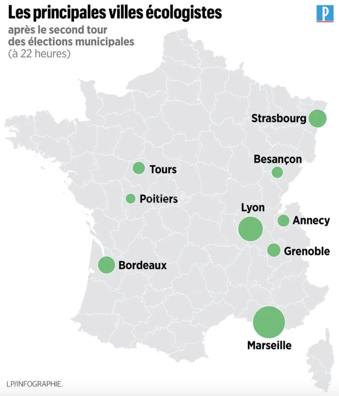 【科技】绿党当选市长或将致5G延迟,法国人对5G有哪些担忧?