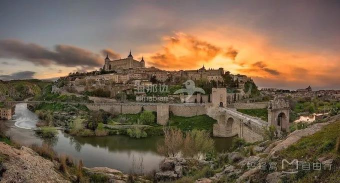 """探访""""兵刃之都""""托莱多,穿越回西班牙的中世纪"""