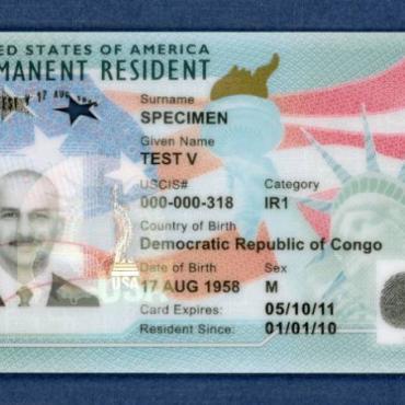 美国5月1日起!绿卡、工卡换新版啦!