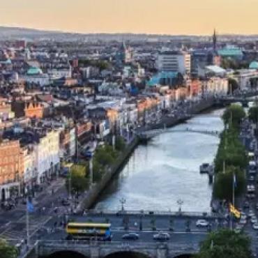 各大跨国企业纷纷进驻爱尔兰,究竟是为什么呢?