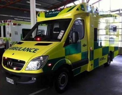 世间有无缘无故的爱--1周2次救护车,新西兰医疗系统深度体验