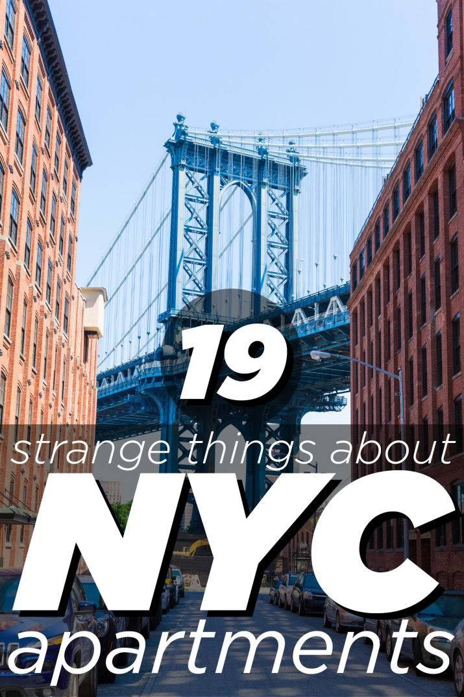在纽约租房,除了房租贵,还会遇到这19件糟心事!