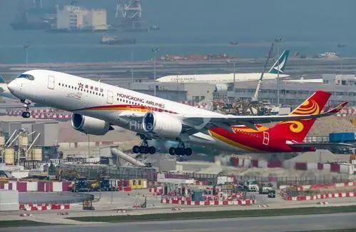 香港机场入境新规!机组人员须在酒店检疫14天