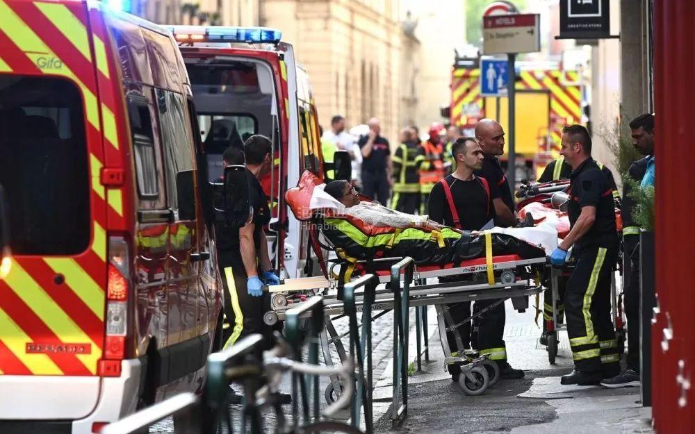 法国里昂恐袭爆炸新进展:已提取疑犯DNA,无中国公民受伤