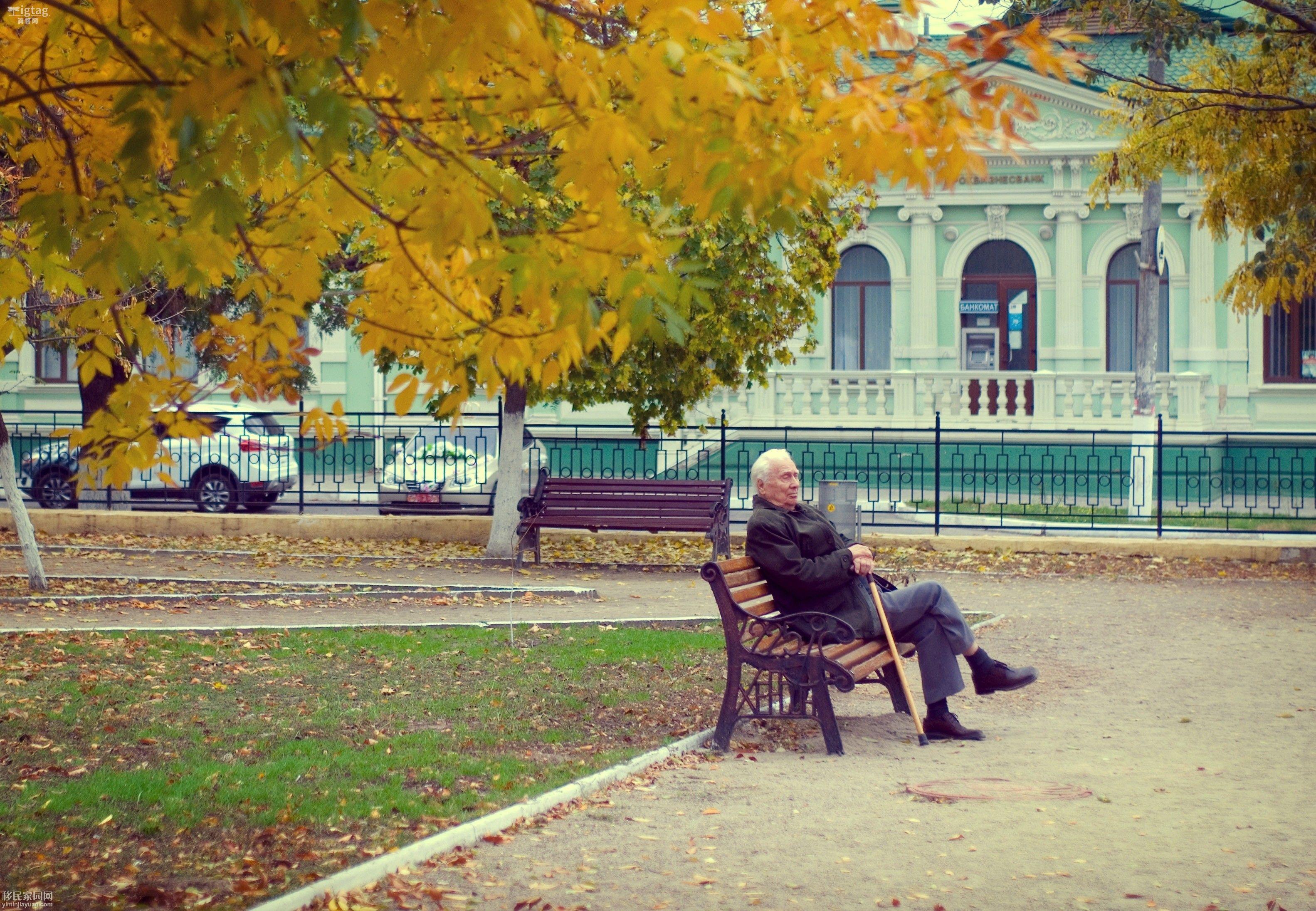 在美国生活,持绿卡,入籍,不同的情况,领取养老金有什么不同?