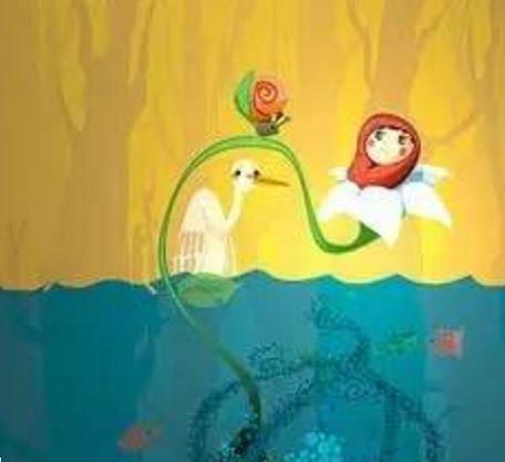 花店故事: 爱画画的老板,心中最爱的是《沼泽王的女儿》