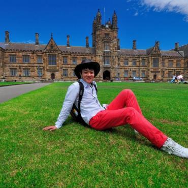 实地考察澳洲的三所顶尖大学