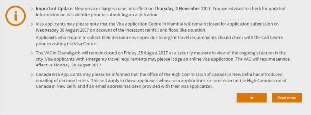 所有华人注意!今后申请加拿大签证,你必须先干这件事!去这四个地方…