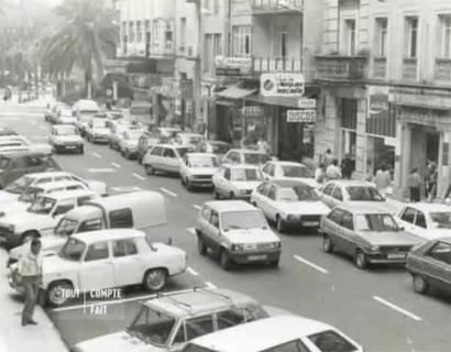 世界上唯一一个不能开车的城市...不是因为它小,而是.....