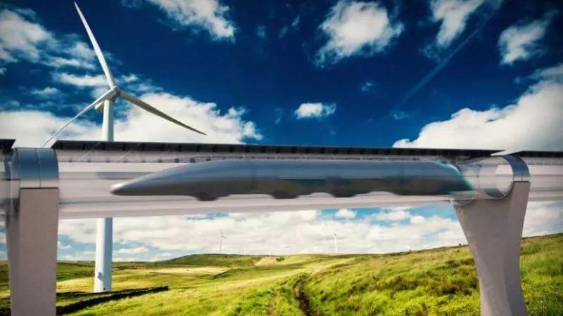 从悉尼到布里斯班不用一个小时?!真空超音速火车已有计划?