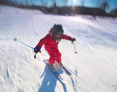 享受冬天的加拿大----我们这样玩(上)