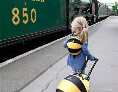 妈妈们,你是怎样带孩子出国旅行的