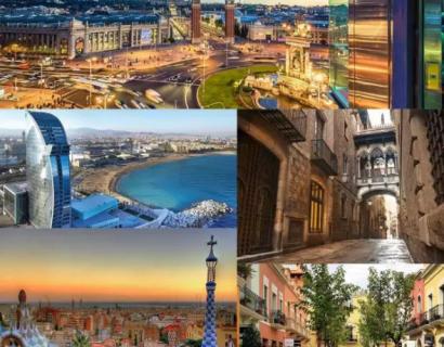 """""""地球上颜值最高的城市之一""""——巴塞罗那"""