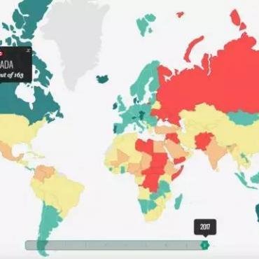 全球最安全的国家是这些,加拿大排名出人意料