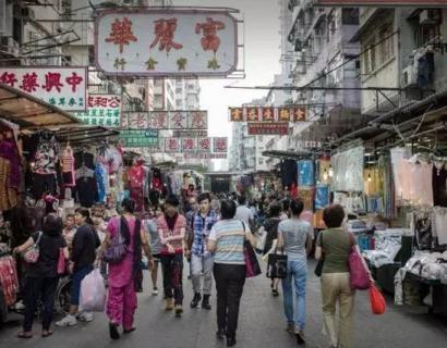 现在我是香港人了,可是我想回大陆