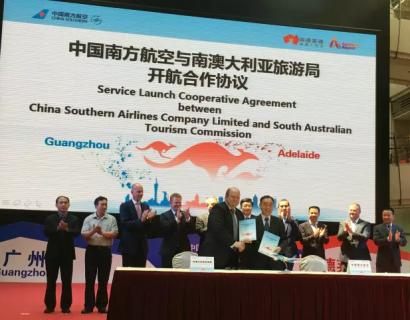 澳洲热点 | 约起来,12月中国大陆首航直飞南澳阿德莱德