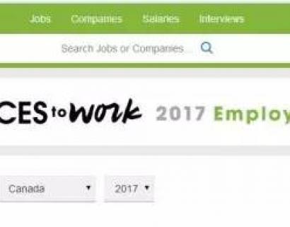 找工作注意了:加拿大最好的25家公司