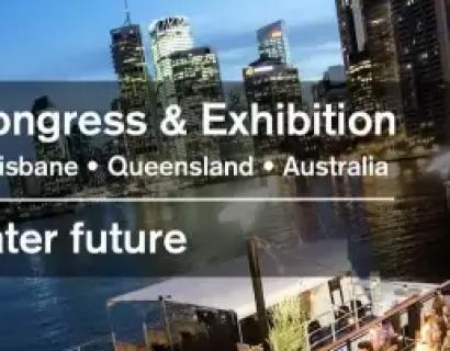 活动 | 第十届世界水大会邀您十月相聚澳大利亚布里斯班!