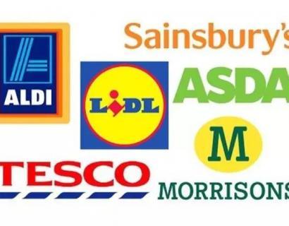 英国人最爱的超市排行出炉!
