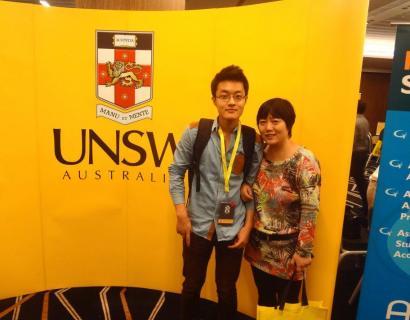 我儿子在新加坡用A水准成绩申请大学的经历