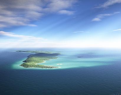 探究京东、阿里等名企纷纷涌入远洋岛屿的原因