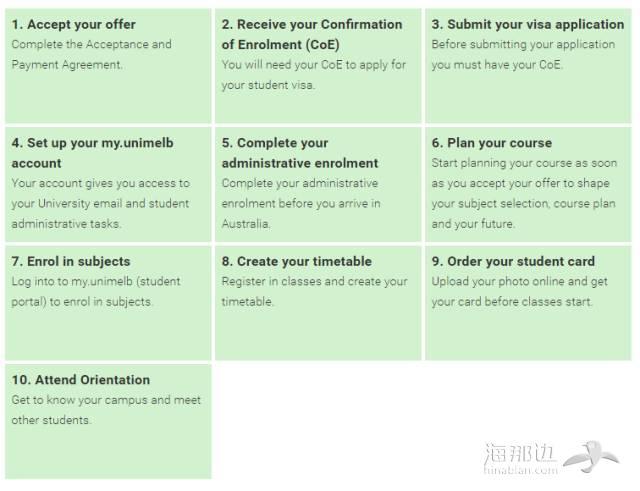 澳洲入学报到其实很简单,做好这7步就好啦
