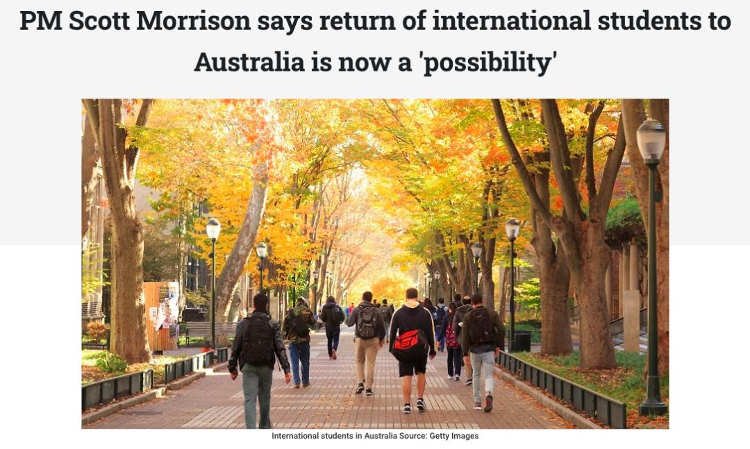 豁免迟迟不官宣!澳洲留学生7月能回澳吗?包括墨尔本大学在内的多所高校已推迟开学!