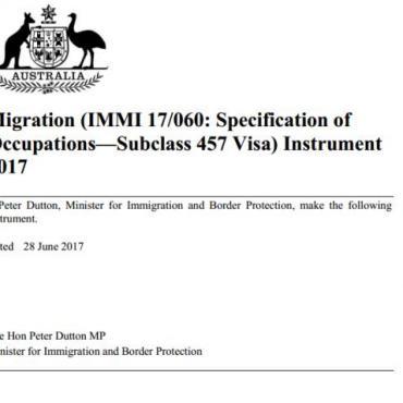 澳洲最新移民清单出炉,水管工、电工成最赚钱职业?!