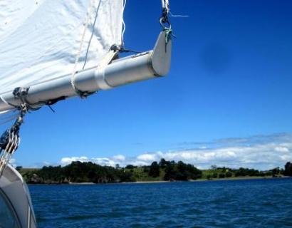扬帆而去  sail away