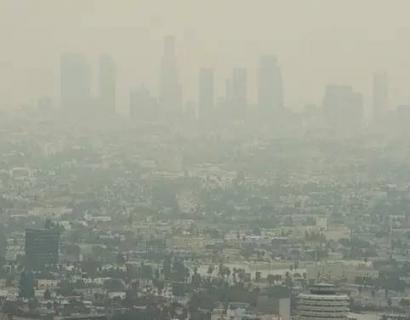 美国各州PM2.5指数大公开,污染最严重的是哪个州?
