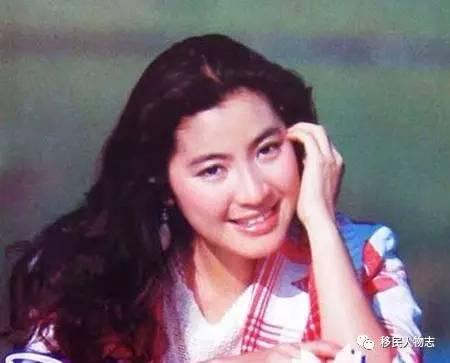 这位华人女星的背景,连周润发都要退避三舍