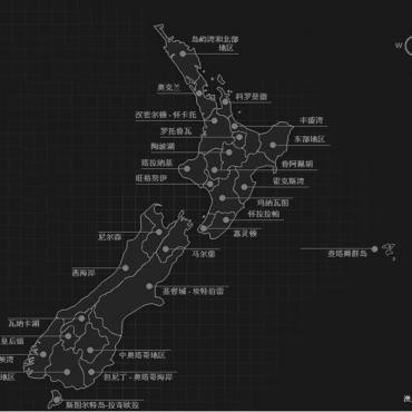 新西兰旅游基础指南