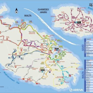 走进马耳他--马耳他国内外交通小贴士