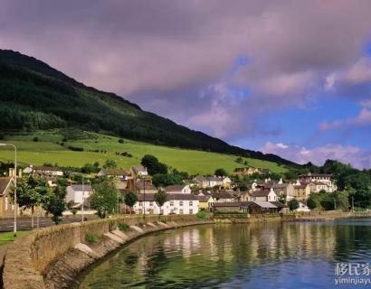 Hold住你的呼吸―那些爱尔兰最浪漫的地方