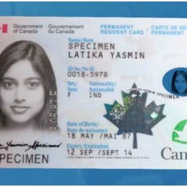 加拿大枫叶卡,社保卡,医保卡,银行卡,驾照办理流程