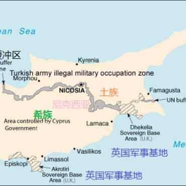 【技术贴】关于塞浦路斯的一些问题