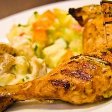 关于葡式烤鸡Nando's你不知道的事儿以及传说中的黑卡~~