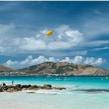 秋寒了,一起去加勒比海享受暖暖的阳光吧